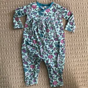 Tea Collection romper 6-12 months